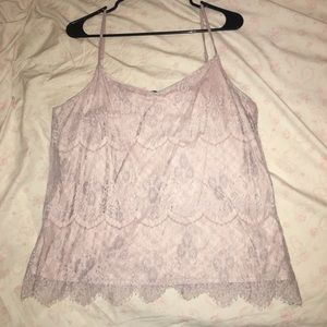 Maurices Lace Cami